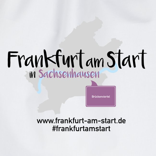 Frankfurt am Start Brückenviertel