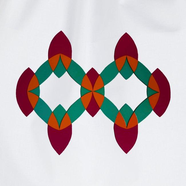 roseoranjegroen