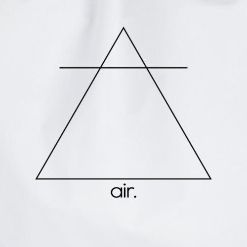 air. (black) - Turnbeutel