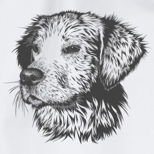 Hund - Turnbeutel