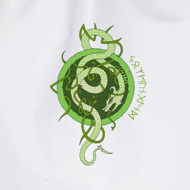 Jormungand logo png