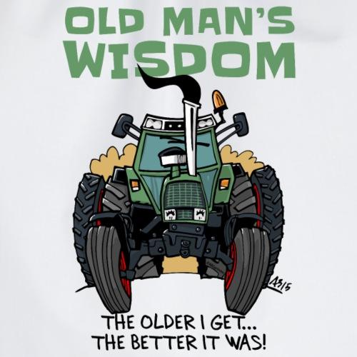 0163 oldmanswisdom F 307ls - Gymtas