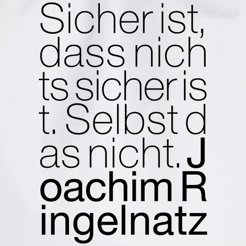 Joachim Ringelnatz - Turnbeutel