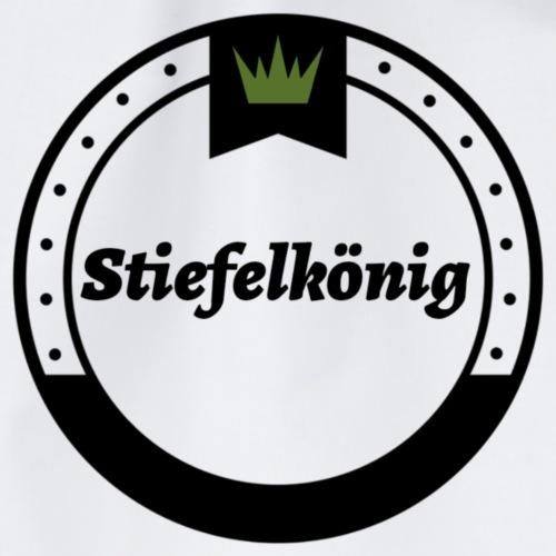 Stiefelkönig Krone - Turnbeutel