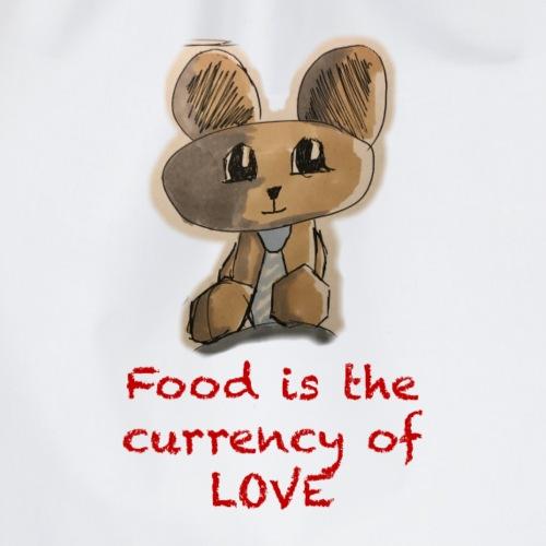 Lost Bear - Food love - Turnbeutel