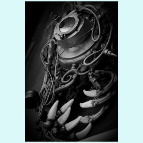 Steampunk - Sac de sport léger