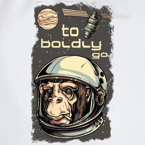 To Boldly go... - Turnbeutel