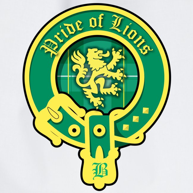 pride of lions logo