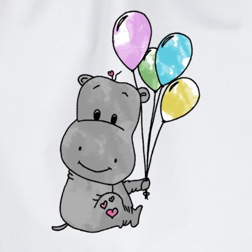 Hippo - Turnbeutel