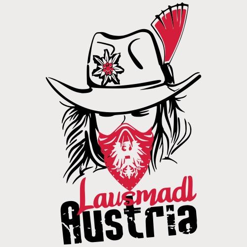 Lausmadl Oesterreich - Turnbeutel