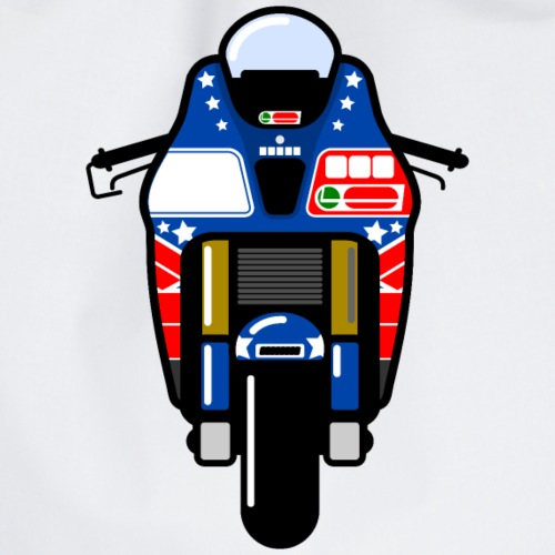 Werks VTR Laguna Seca - Turnbeutel