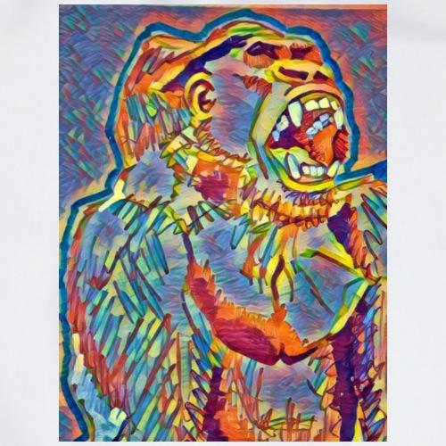 Gorilla - Turnbeutel