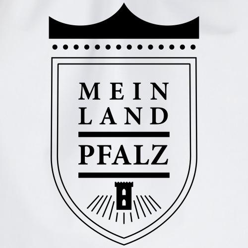 meinlandpfalz wappen - Turnbeutel