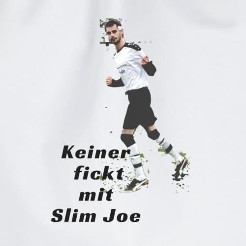 SLIM JOEAUFDIE10 - Turnbeutel