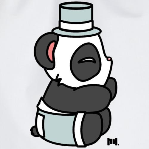Little Panda Groom - Turnbeutel
