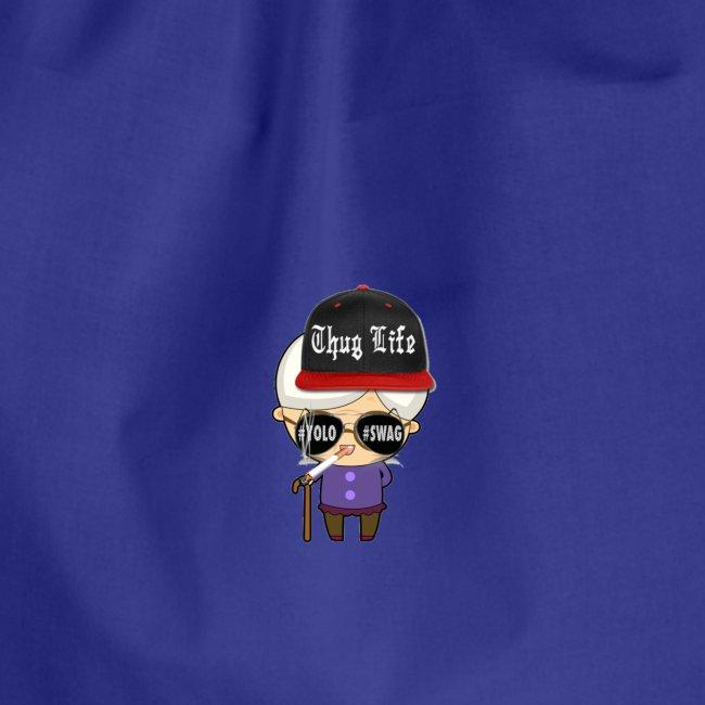 Angry Granny T-shirt