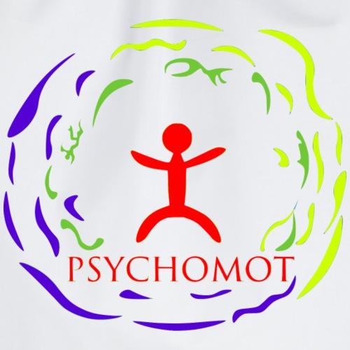 Red Psychomot Deep Blue and Yellow - Sac de sport léger