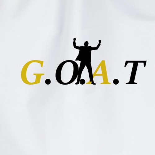 G.O.A.T - Greatest Of All Time - Turnbeutel