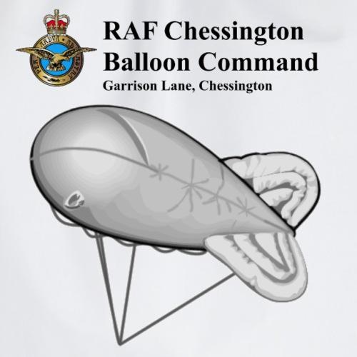 Chessington, Balloon Command - Drawstring Bag