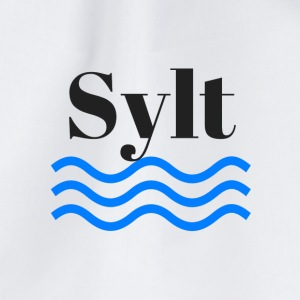Sylt - Drawstring Bag
