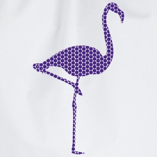 Flamingo Violet - Turnbeutel