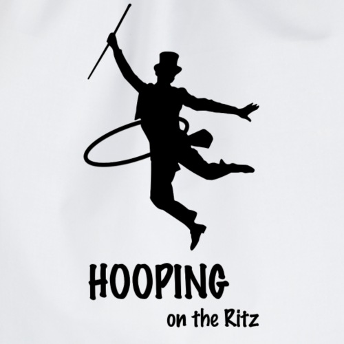 Hooping on the Ritz - Turnbeutel
