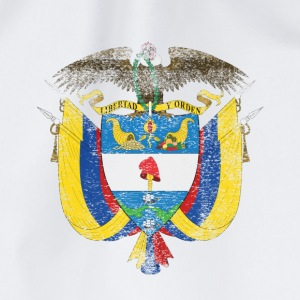 Colombia Coat of Arms Colombia Symbol - Sportstaske