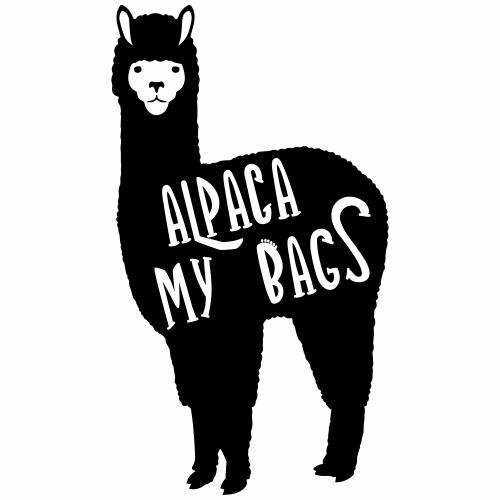 Alpaca - Gymtas