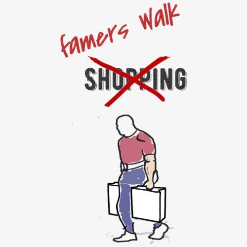 farmers walk - Turnbeutel