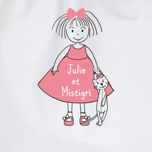 Julie et Mistigri - Sac de sport léger