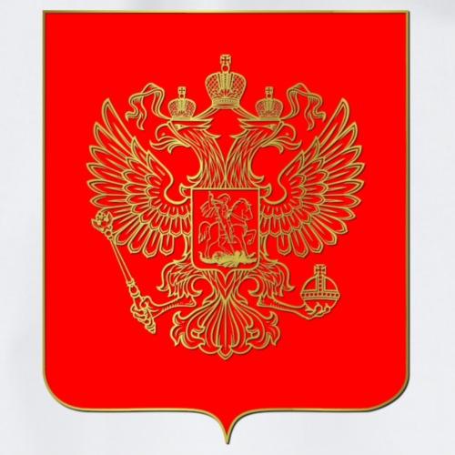 Russlands Symbolik Rot-Gold - Turnbeutel