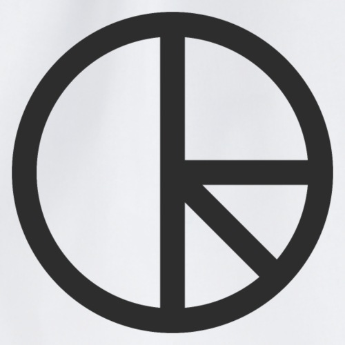 DR Logo - Turnbeutel