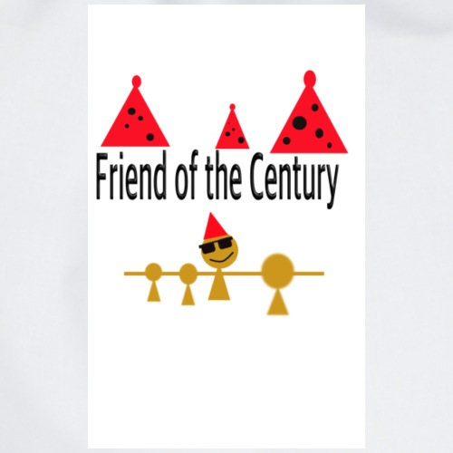 amigo del siglo - Mochila saco