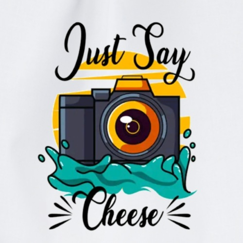 Just say Cheese - Turnbeutel