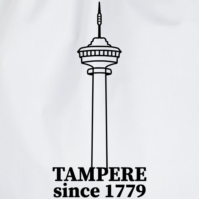 Tampere since 1779