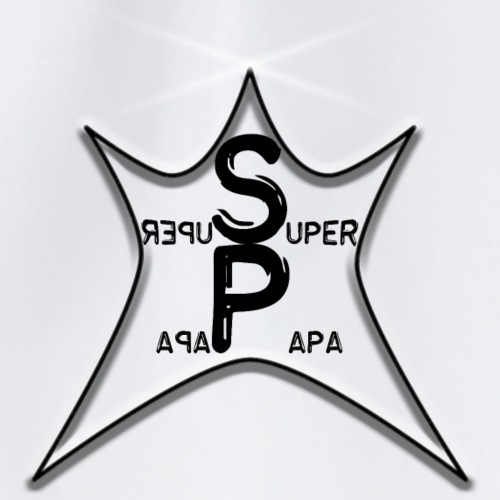 Super Papa - Turnbeutel
