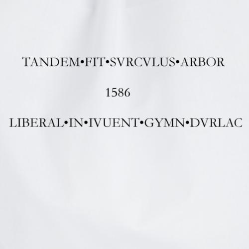 Klassiker Schrift - Turnbeutel