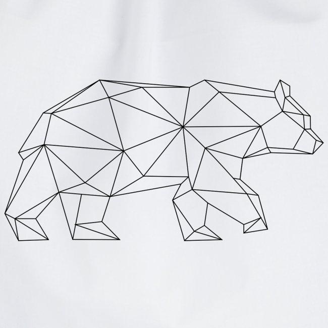 Bär Triangel-Design