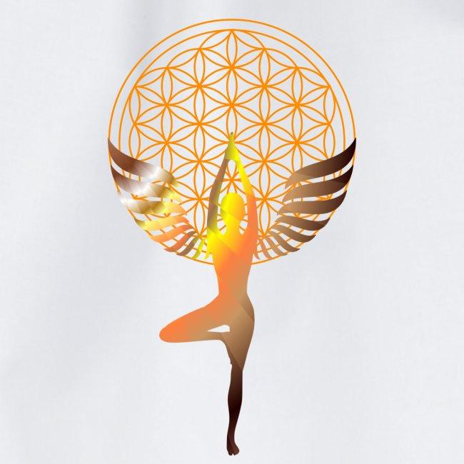 fleur de vie yoga 2