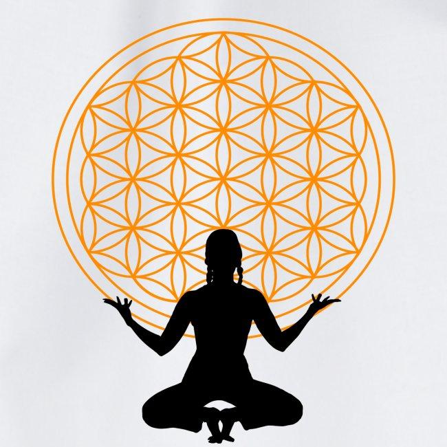 fleur de vie yoga 3