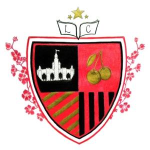 Blason simple collège La Cerisaie - Sac de sport léger