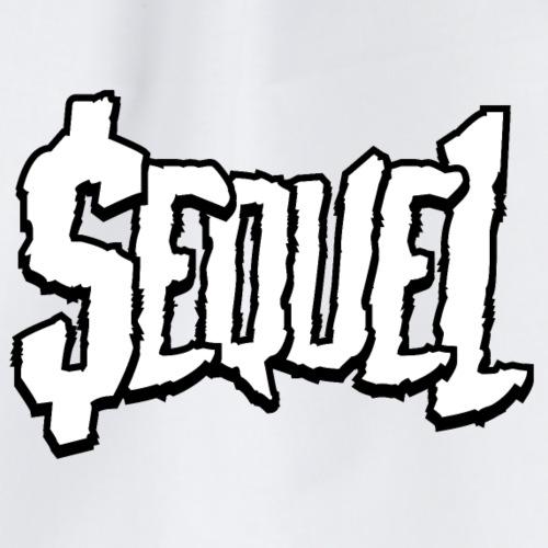 Sequel Logo - Turnbeutel