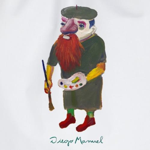 El pintor - Mochila saco