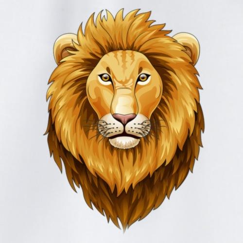 Le lion - Sac de sport léger
