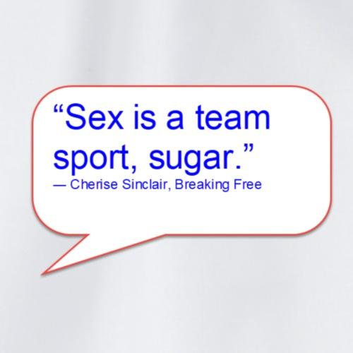 snakkeboble sex - Gymbag