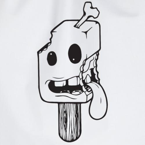 Zombie Ice Cream - Sacca sportiva