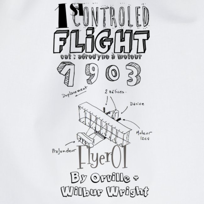 1stcontroled flight