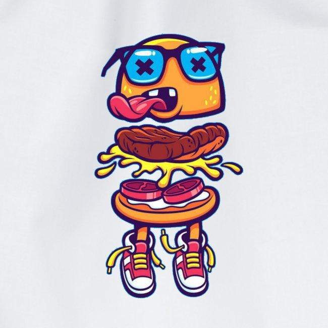 Hipster Hamburger