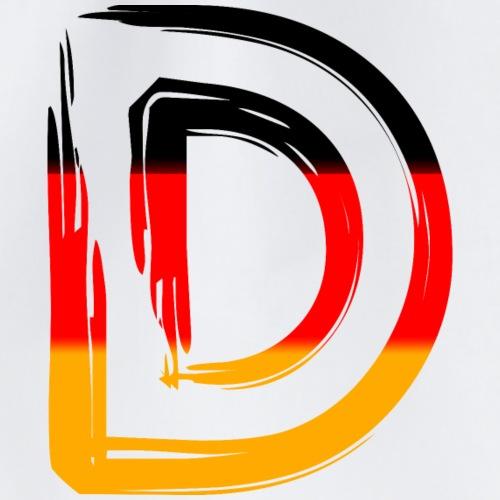 D - Deutschland - Turnbeutel