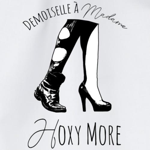 Demoiselle à madame Hoxy More Logo - Sac de sport léger